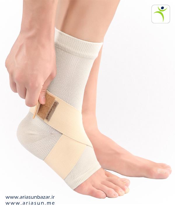 قوزك-بند-ليگامانی-Ligament-Ankle-Support-with-Spring
